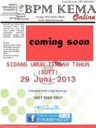 BULETIN BPM KEMA ONLINE EDISI JUNI 2013 - Page 7