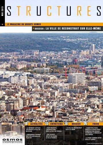 Magazine_Structures_OSMOS_Mai2013