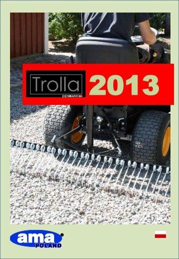 Cennik / Katalog Trolla 2013 - Akcesoria do traktorów