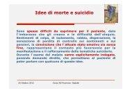 Corso AS Disturbi Depressivi 2 - Osservatorio per le Politiche Sociali ...