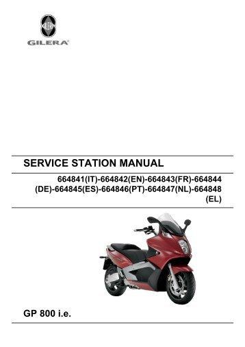gilera nexus 500 mk1 rh yumpu com Alabama Motorcycle Manual Oregon DMV Motorcycle Manual