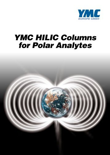 YMC HILIC Columns for Polar Analytes - YMC Europe GmbH