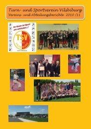 2010-2011 - TSV Vilsbiburg 1883 eV