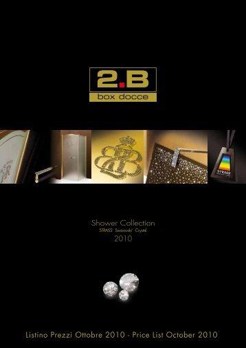 Listino Prezzi Ottobre 2010 - Price List October 2010 - Basalari