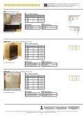 Listino Prezzi Ottobre 2010 - Price List October 2010 - Basalari - Page 5
