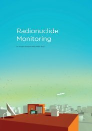 Radionuclide Monitoring - Comprehensive Nuclear-Test-Ban Treaty ...
