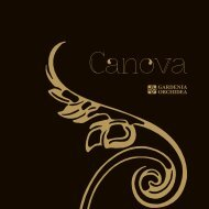Canova - Ceramiche Gardenia Orchidea