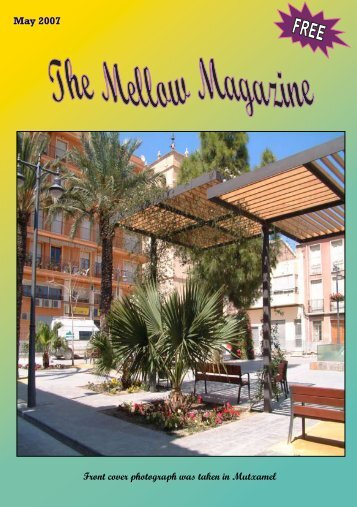 We also have a weight loss machine and - The Mellow Magazine