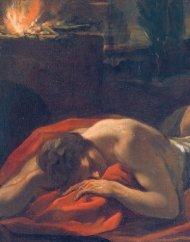7. Sebastiano Ricci, Tre pastori, olio su tela, cm. 121 ... - Palazzo Chigi