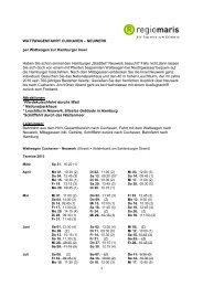 1 WATTWAGENFAHRT CUXHAVEN – NEUWERK per Wattwagen ...