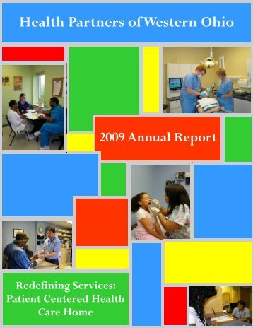 2009 Annual Report - Health Partners of Western Ohio