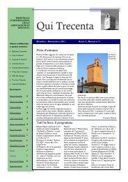 Anno 2, Numero 11 - Ottobre - Novembre 2011 - Qui Trecenta ...