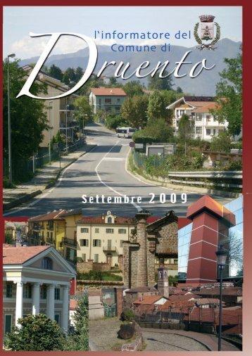 Druento - Siscom