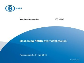 NMBS-fyra
