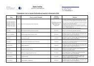 Alpha Training Calendario corsi e serate d'attualità economico ...