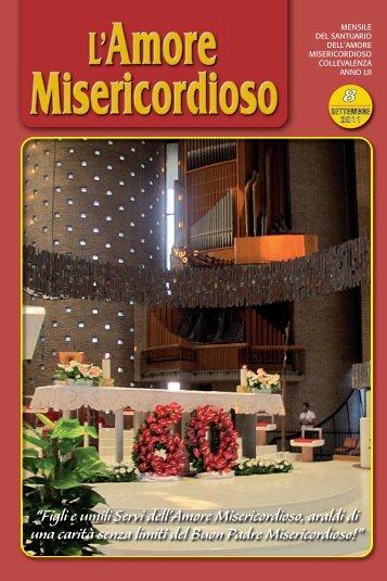 page 1-4 @ Normalize ( 01-Copertina_Layout 1 ) - Santuario dell ...