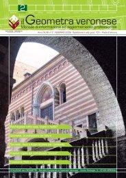 n. 2 - febbraio 2008 - Collegio dei Geometri della Provincia di Verona