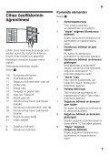Soğutucu/Dondurucu kombine cihazı - Page 7