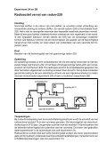 Experimenten met radioactieve bronnen en röntgenstraling - Page 6