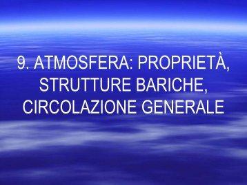 Circolazione generale - idpa - sezione di milano