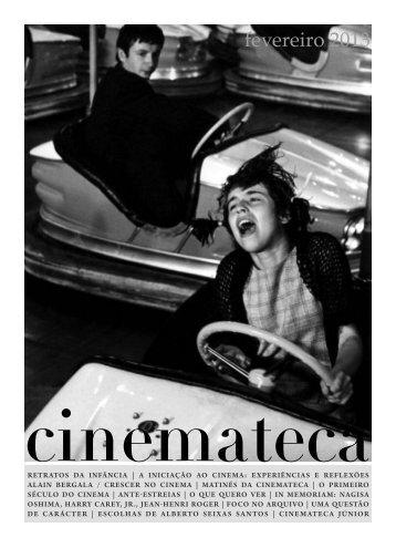 fevereiro 2013 - Cinemateca Portuguesa