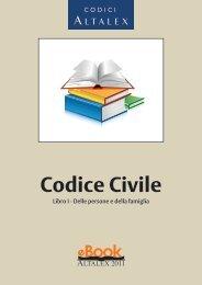 Codice Civile - Immigrazione.euPortale di riferimento in materia di ...