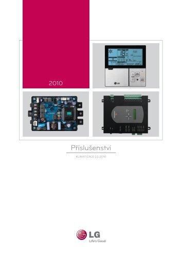 katalog LG příslušenství