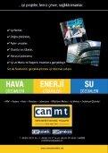 Ziyaretler Konferanslar Geleneksel Gece Komisyonlar - Makina ... - Page 2