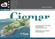 Cicmar parte 1.cdr - Revista Ambiente