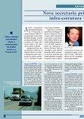 Transcol e manutenção da malha rodoviária são ... - Setpes - Page 4