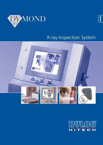 X-ray Inspection System - Dylog Hitech