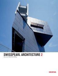 swisspearl architecture 2