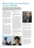 thema infrastructuur - H2O - Tijdschrift voor watervoorziening en ... - Page 4