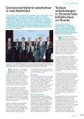 thema infrastructuur - H2O - Tijdschrift voor watervoorziening en ... - Page 7