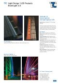 TTC Light Design | LED Products DrainLight 1.0 - TTC Technology - Page 3