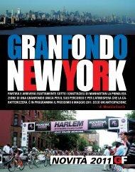 NOVITÀ 2011 - Campagnolo Gran Fondo New York