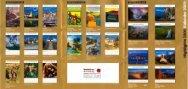 Bestellschein Bild-Wandkalender Highlights 2008 Kalender 2009 ...