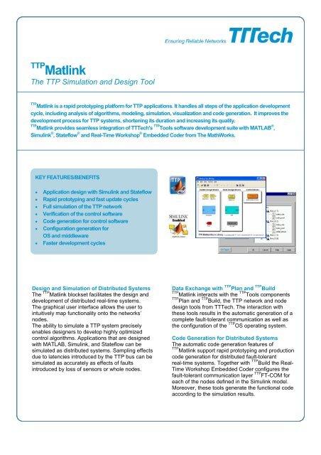 TTP Matlink - TTTech