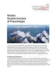 Ritratto Società Svizzera di Pneumologia - Forum Lungenkrebs ...