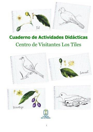 Cuaderno Actividades Didactica Los Tilos - Cabildo Insular de La ...