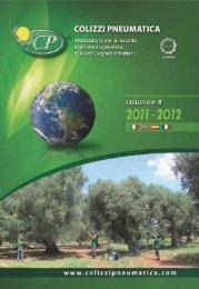 Scarica gratuitamente il nostro catalogo in formato PDF - Colizzi Group
