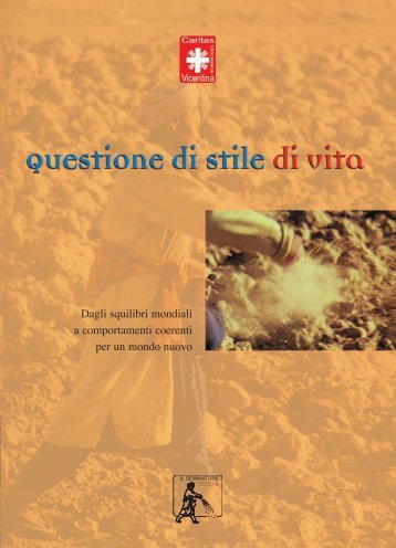 Scarica il testo - Caritas Diocesana Vicentina