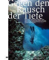 Apnoe-Taucher Herbert Nitsch schlägt alle Tiefen ... - Horizont