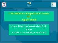 IRC - Agenzia di Sanità Pubblica della Regione Lazio