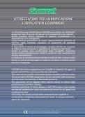 ATTREZZATURE PER LUBRIFICAZIONE LUBRICATION EQUIPMENT - Page 2