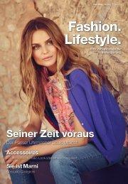 Basler Zeitung Sommer 2013 - feireiss