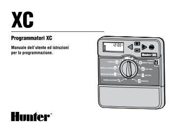 Centralina HUNTER modello XC - Irrigarden