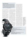 Alle IWC- Neuheiten 2006 Fliegeruhren: New Look ... - Metoxit AG - Seite 4