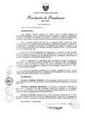 Plan Estrategico Institucional 2011-2021 - Instituto Geofísico del Perú - Page 3