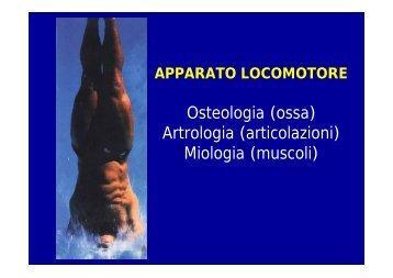 2012 osteoartromiologia 1 - I blog di Unica